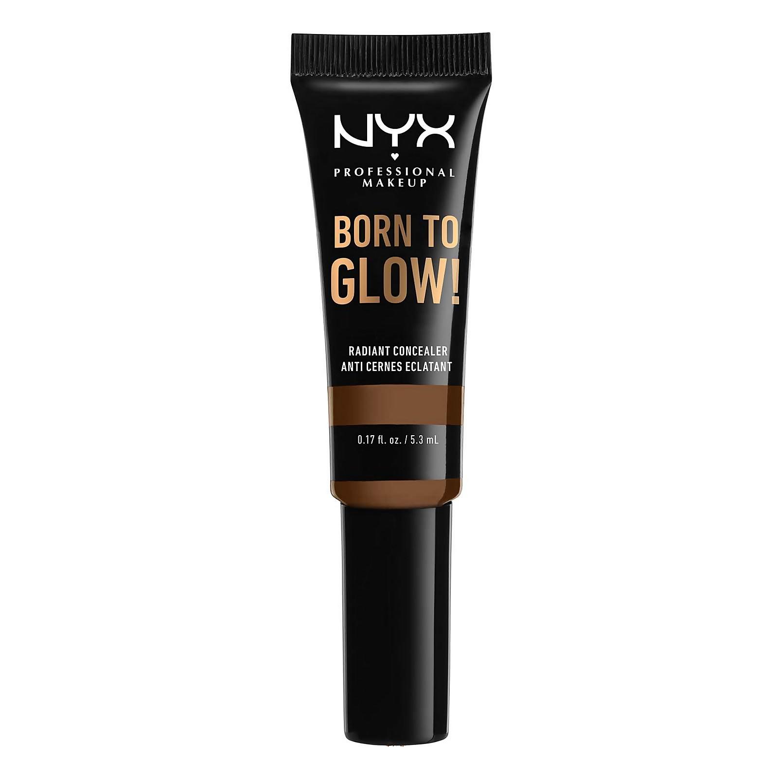 NYX Professional Makeup Born to Glow Radiant Concealer (Various Shades) - Mocha  - Купить