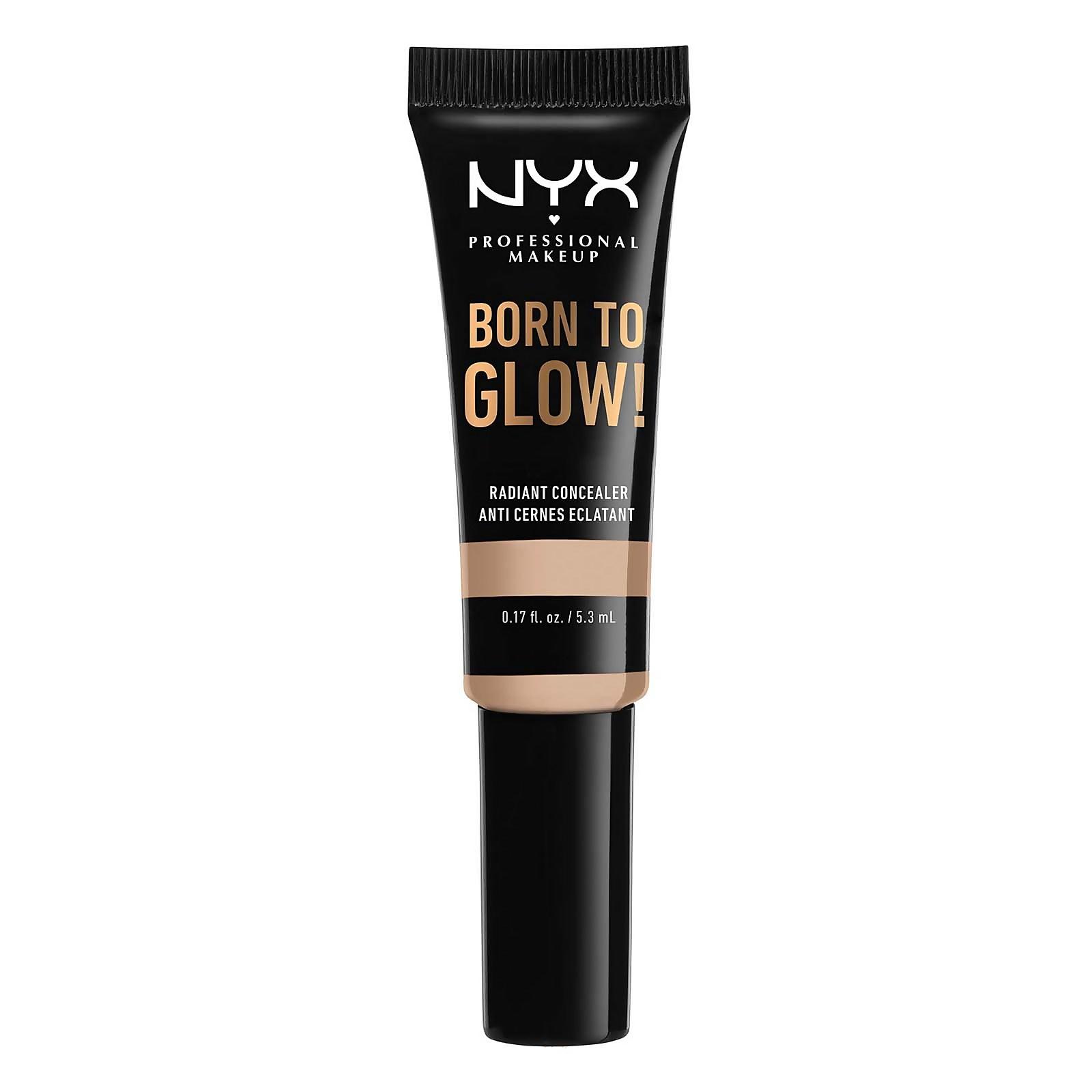 Купить NYX Professional Makeup Born to Glow Radiant Concealer (Various Shades) - Alabaster