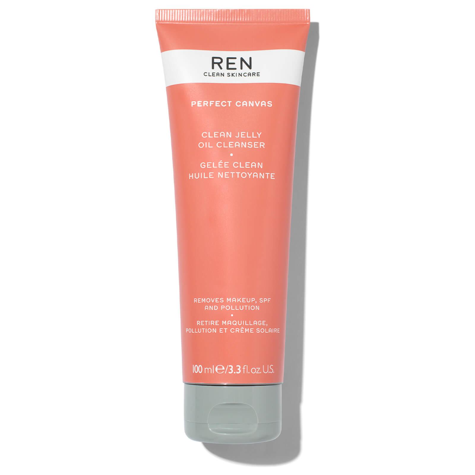 Купить REN Clean Skincare Perfect Canvas Clean Jelly Oil Cleanser 100ml