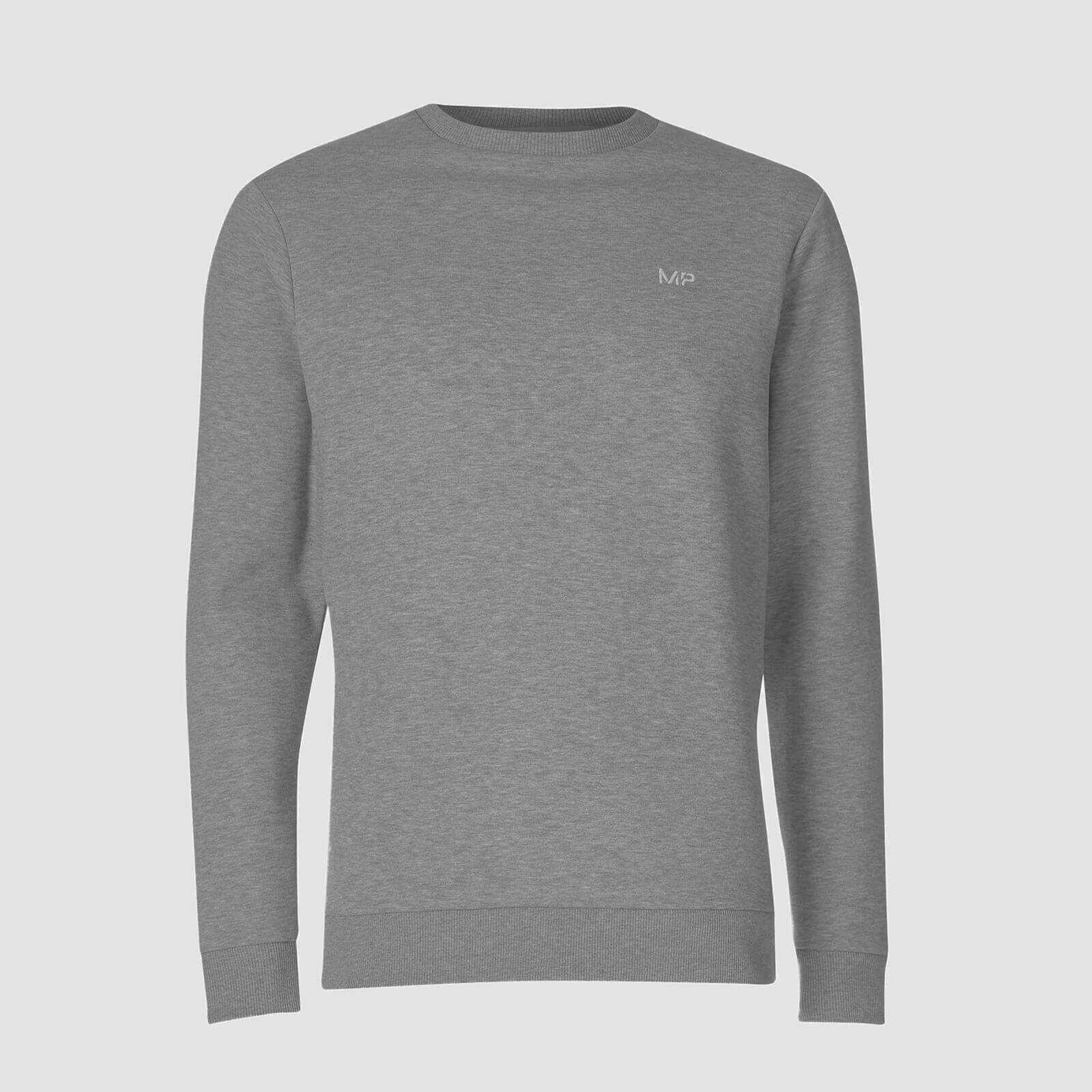 Pull MP Essentials pour hommes – Gris chiné - XL