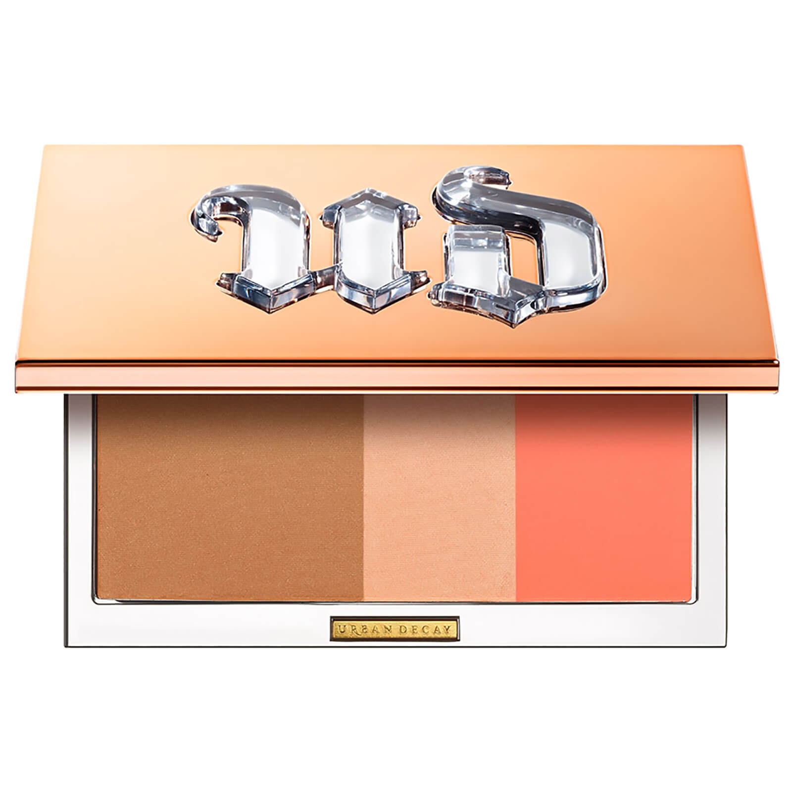 Urban Decay Stay Naked Threesome Palette - Rise 115g