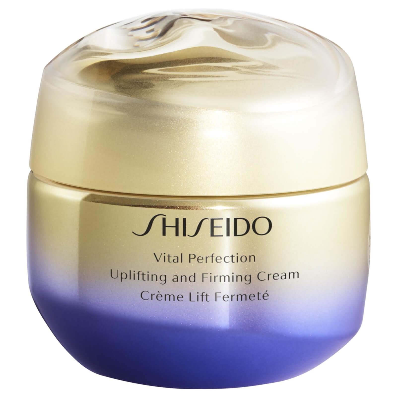 Купить Подтягивающий и укрепляющий крем Shiseido Vital Perfection (различных размеров) - 50ml