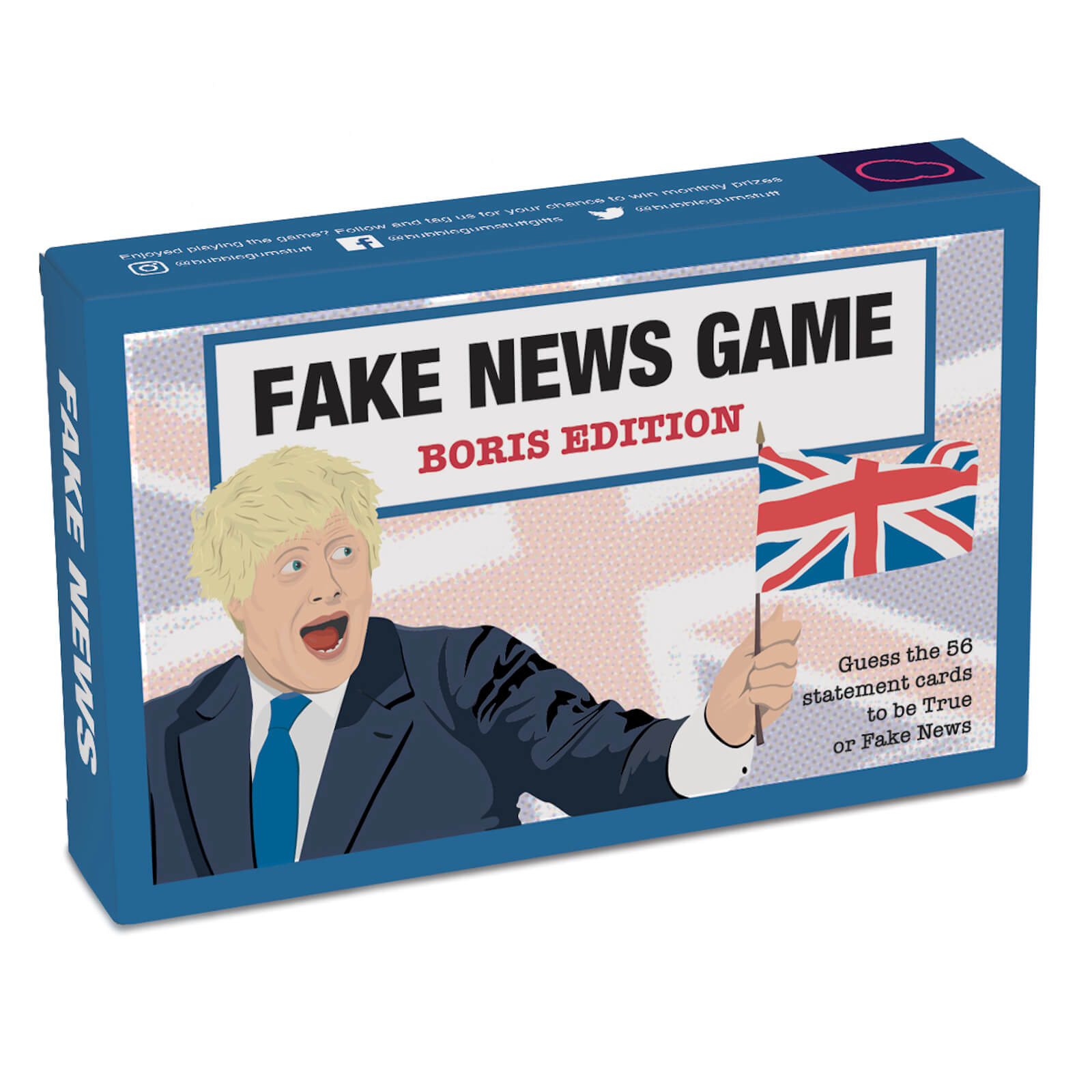 Image of Fake News Game - Boris Edition