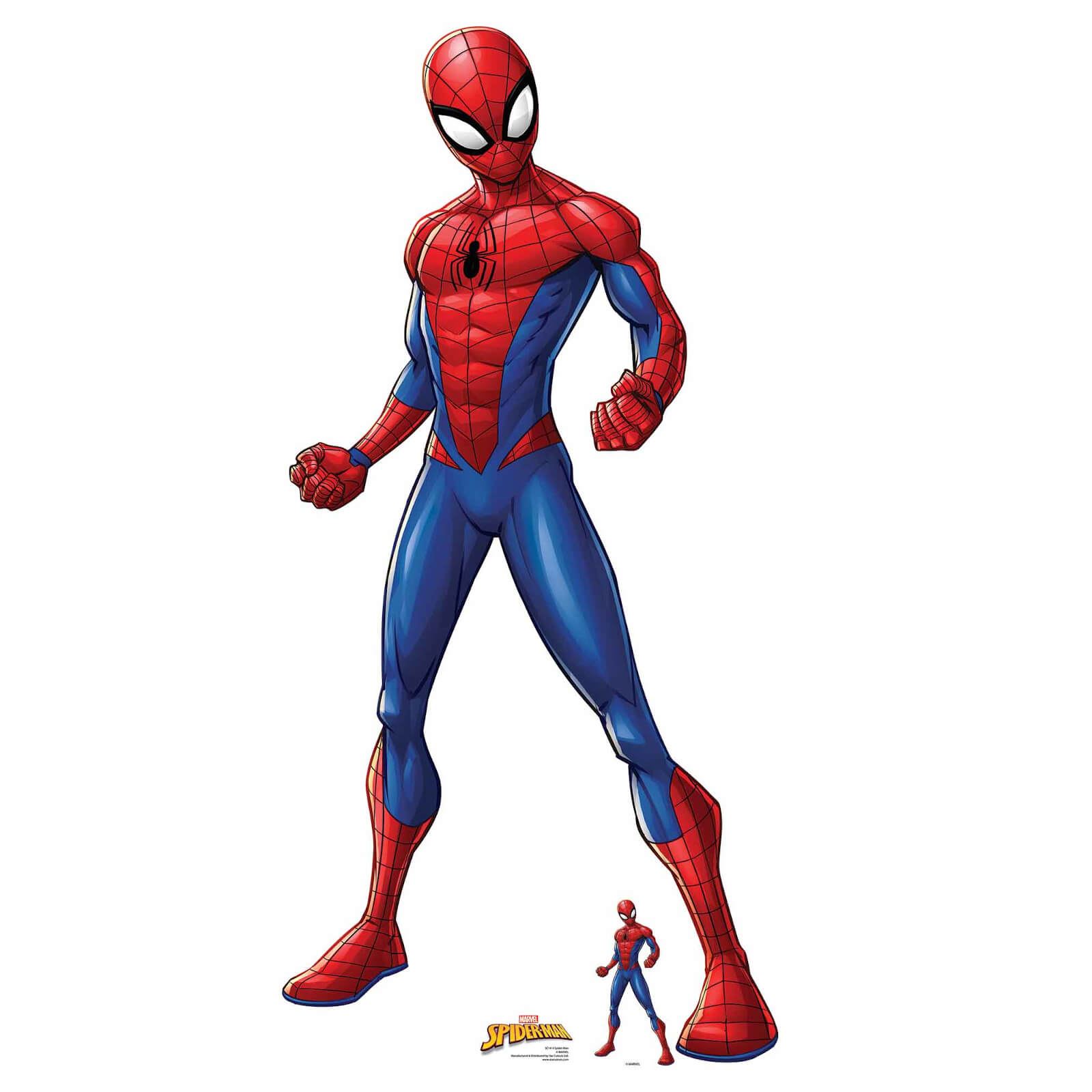 Image of Spider-Man - Spiderverse Oversized Cardboard Cut Out