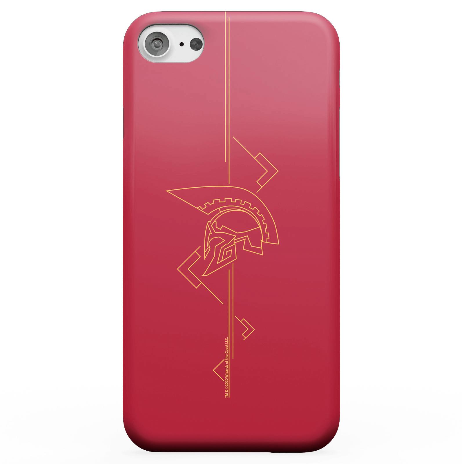 Magic: The Gathering Theros: Beyond Death Helmet Smartphone Hülle für iPhone und Android - iPhone 8 Plus - Snap Hülle Glänzend