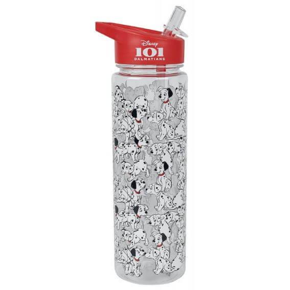 Image of Funko Homeware 101 Dalmatians Plastic Water Bottle 101 Dalmatians