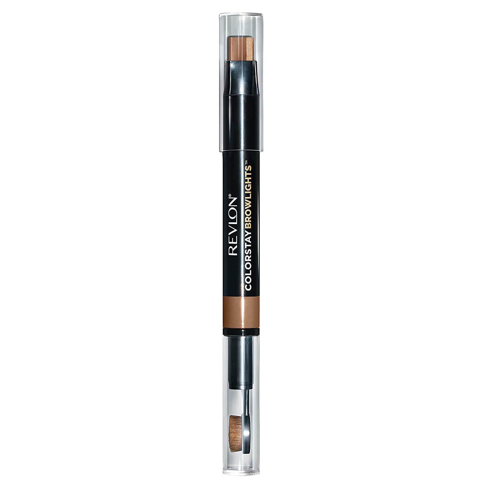 Revlon ColorStay Browlights Pencil 1.1g (Various Shades) - Soft Brown
