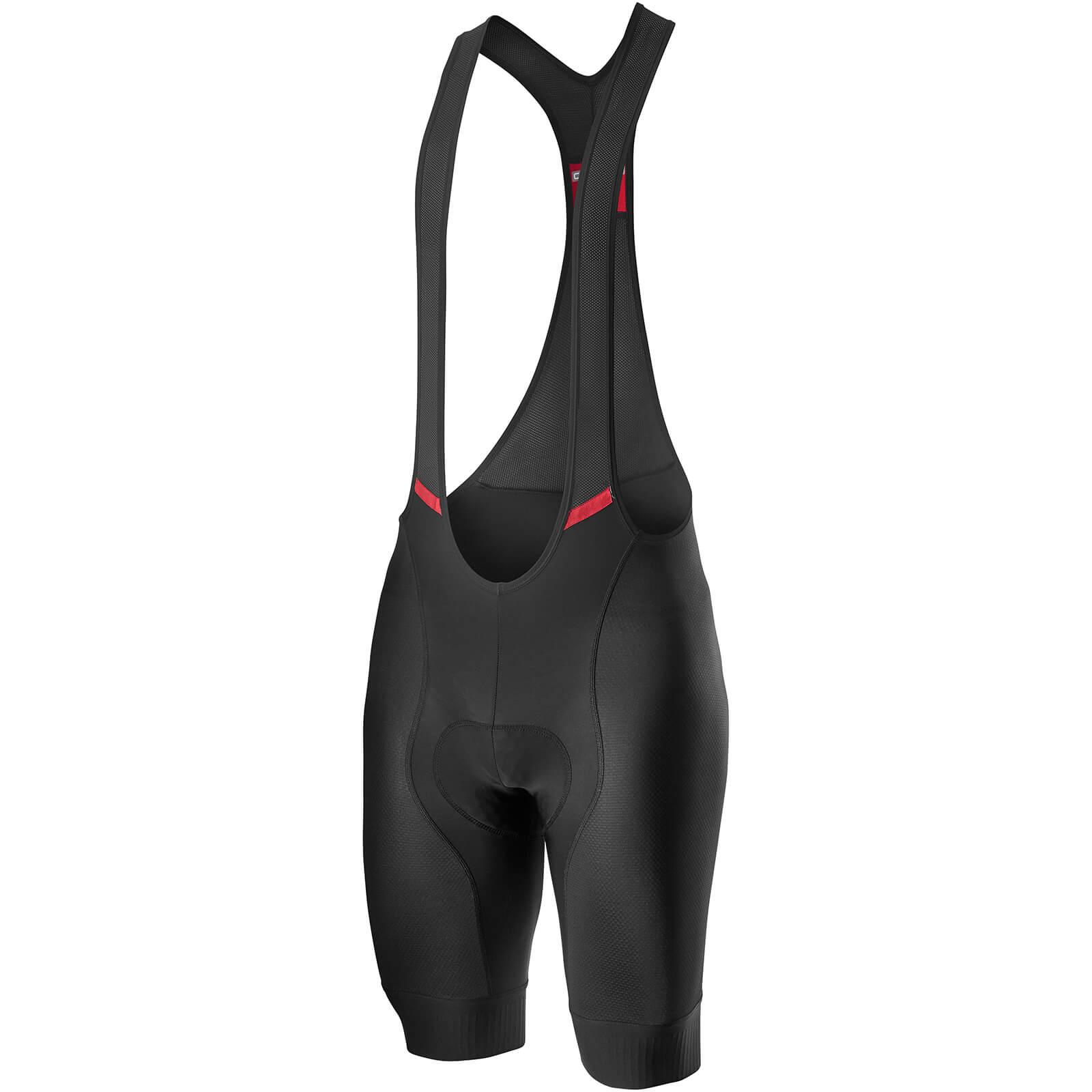 Castelli Competizione Bib Shorts - XL - Black