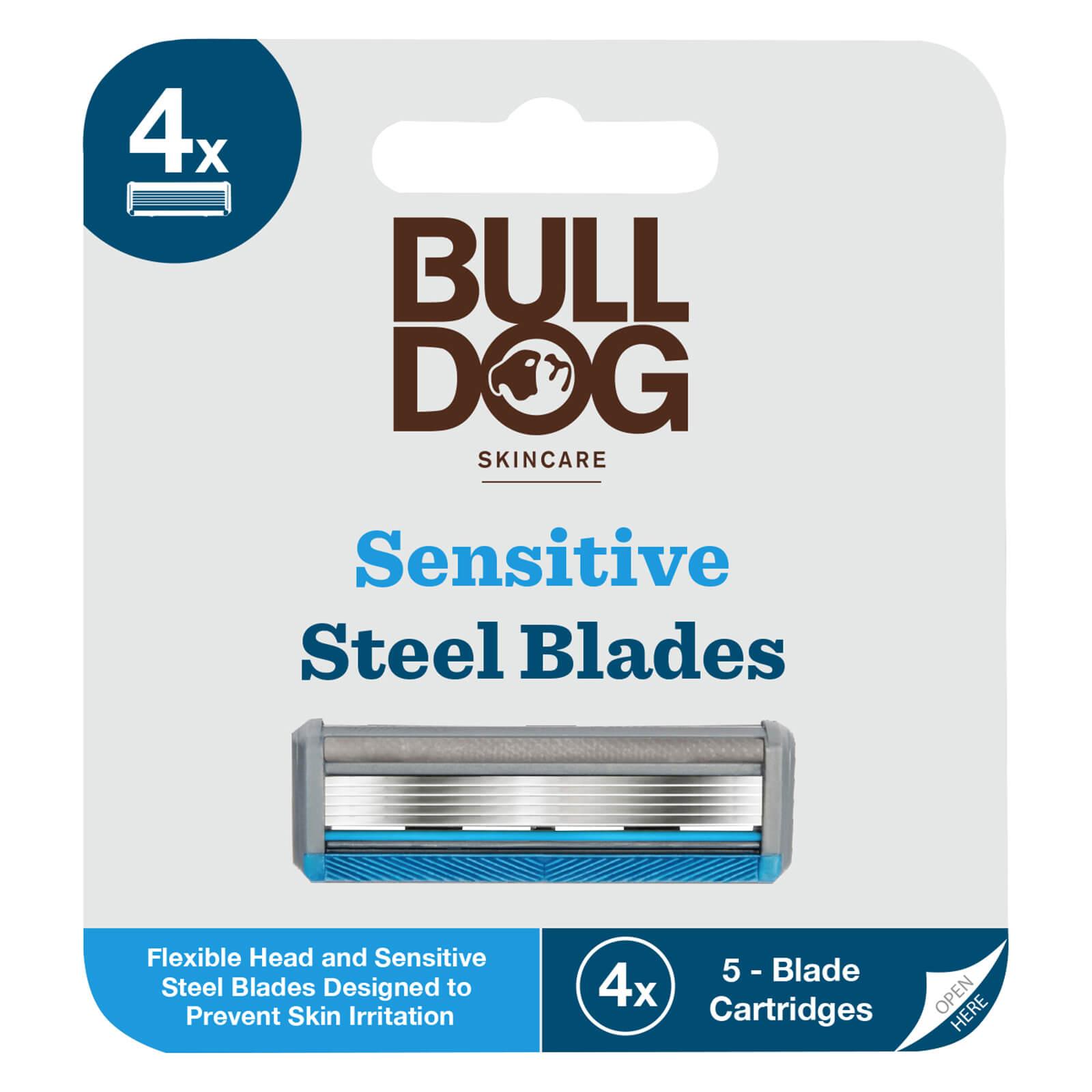 Bulldog Sensitive Blades 4s