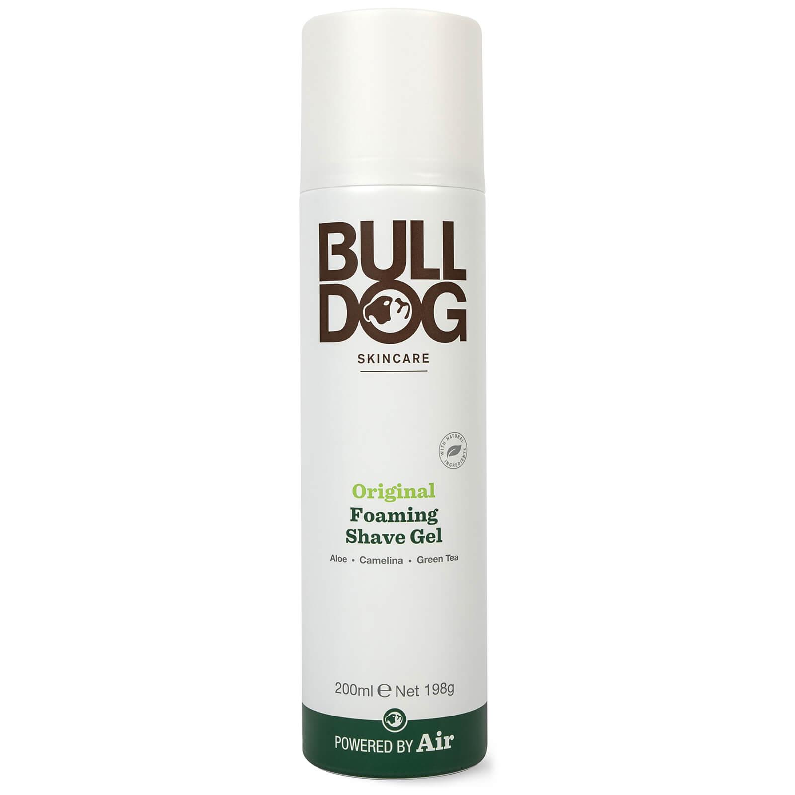 Купить Bulldog Original Foaming Shave Gel 200ml