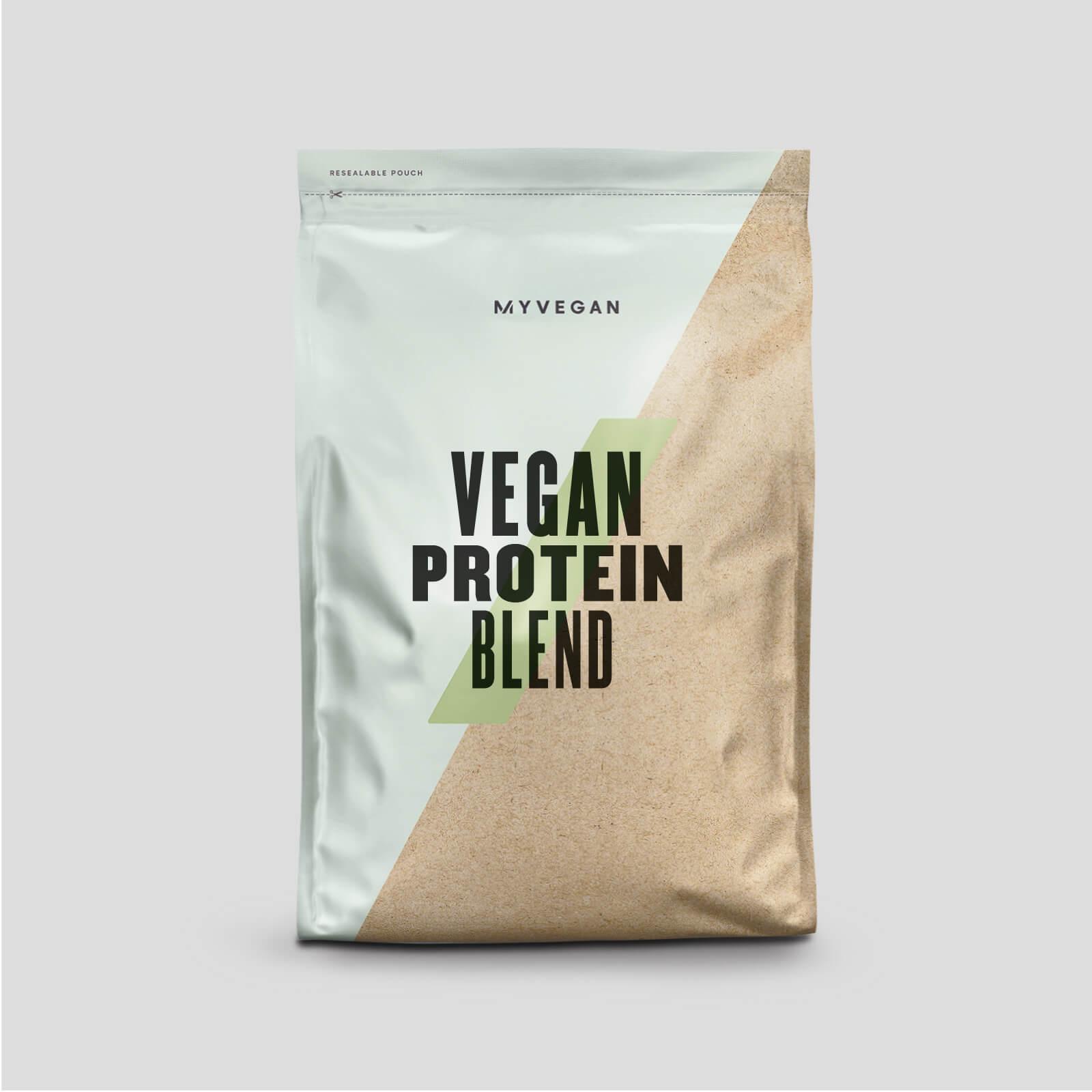 Mélange de protéines végétales - 1kg - Carrot Cake