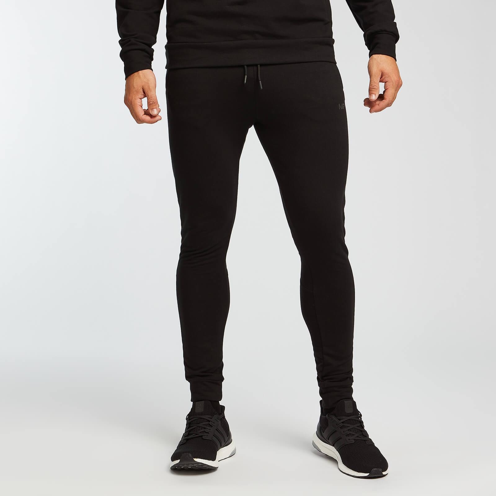 Jogging slim MP Form pour hommes – Noir - XXS