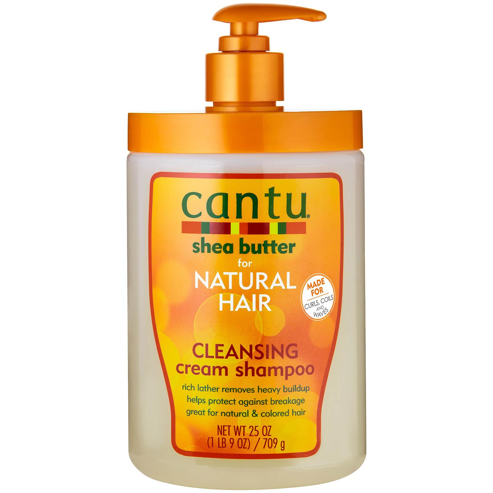 Купить Cantu Shea Butter for Natural Hair Cleansing Cream Shampoo – Salon Size 25 oz