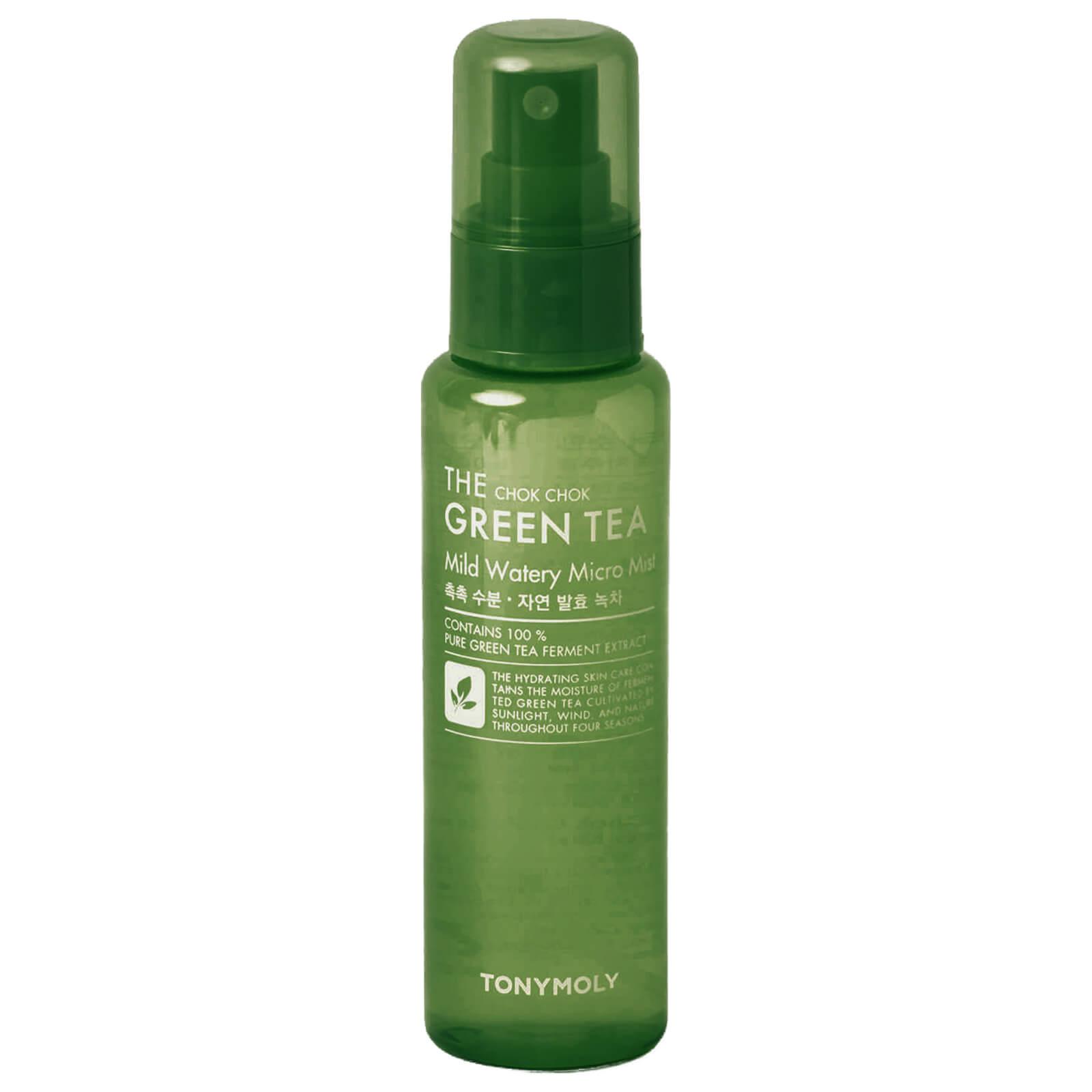 Купить TONYMOLY The Chok Chok Green Tea Watery Micro Mist 90ml