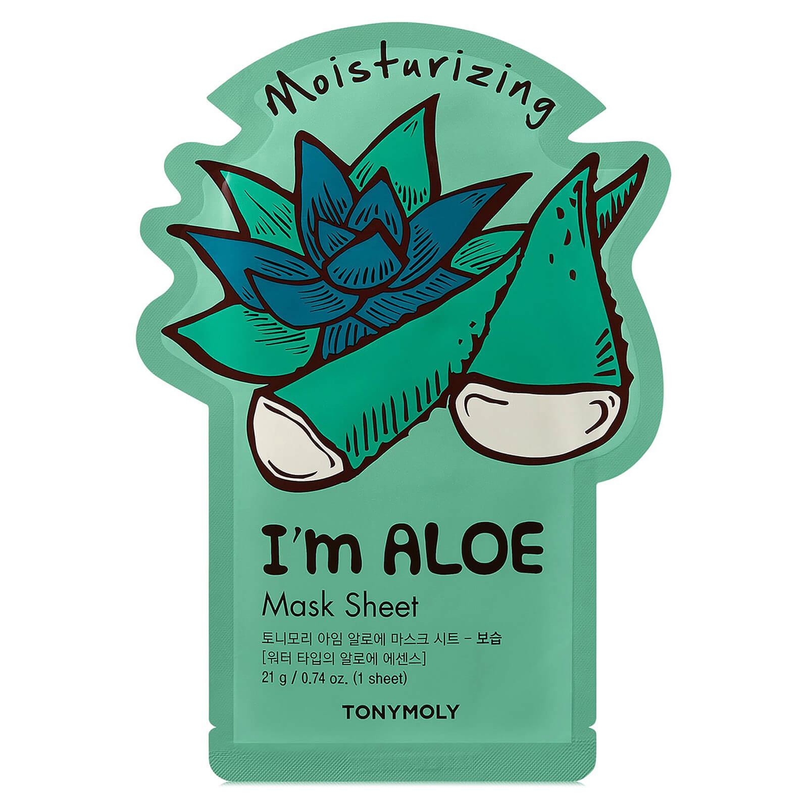 TONYMOLY I'm Aloe Sheet Mask 21ml