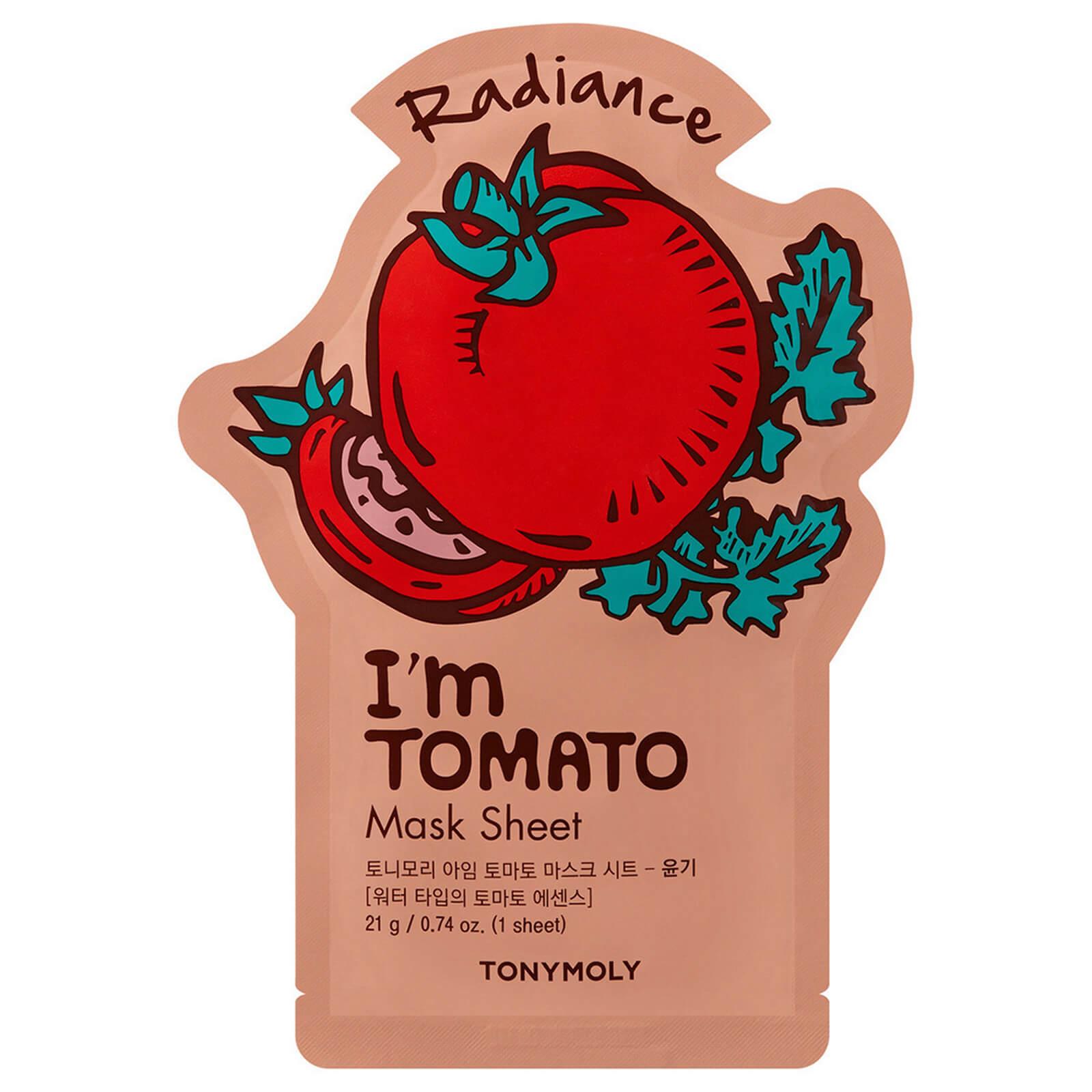 Купить TONYMOLY I'm Tomato Sheet Mask 21ml