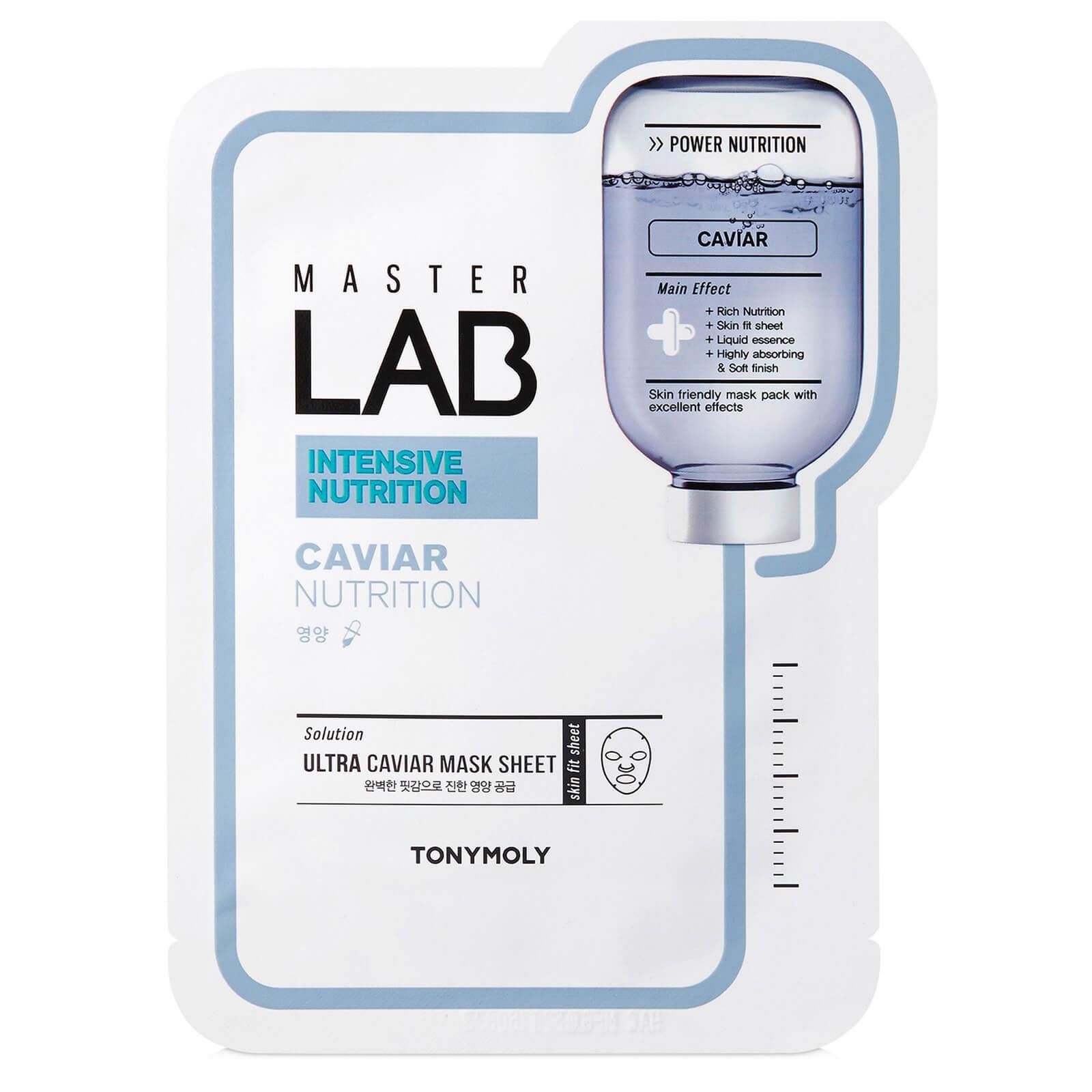 Купить TONYMOLY Master Lab Sheet Mask Caviar 19g