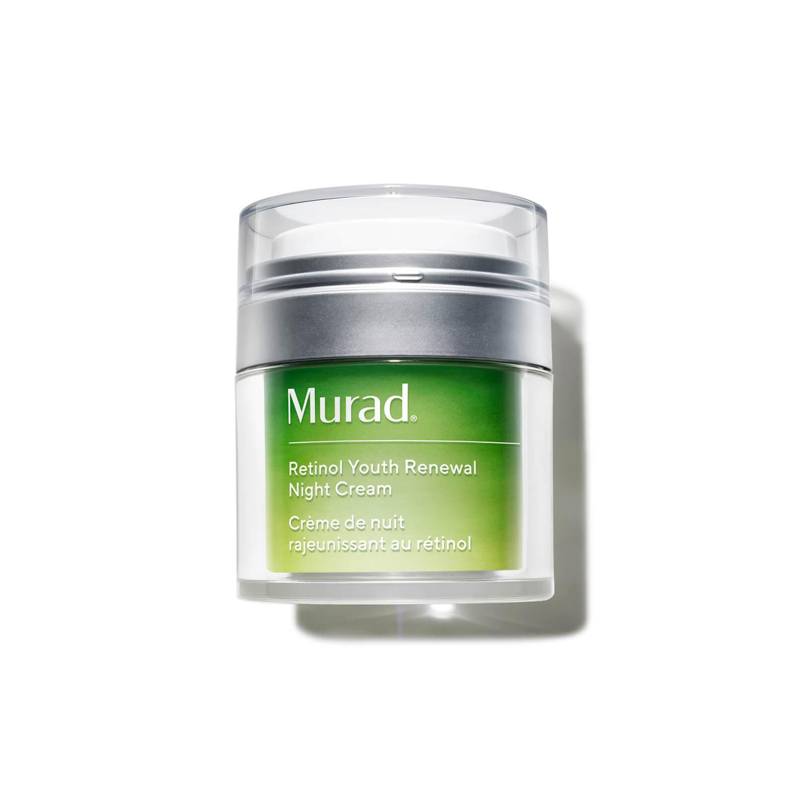 Купить Murad Retinol Youth Renewal Night Cream 50ml