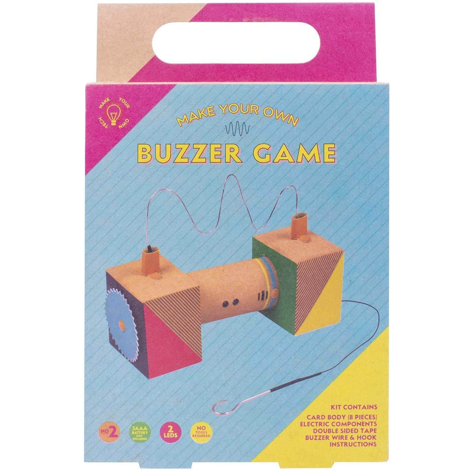 Image of Make Your Own Buzzer Game