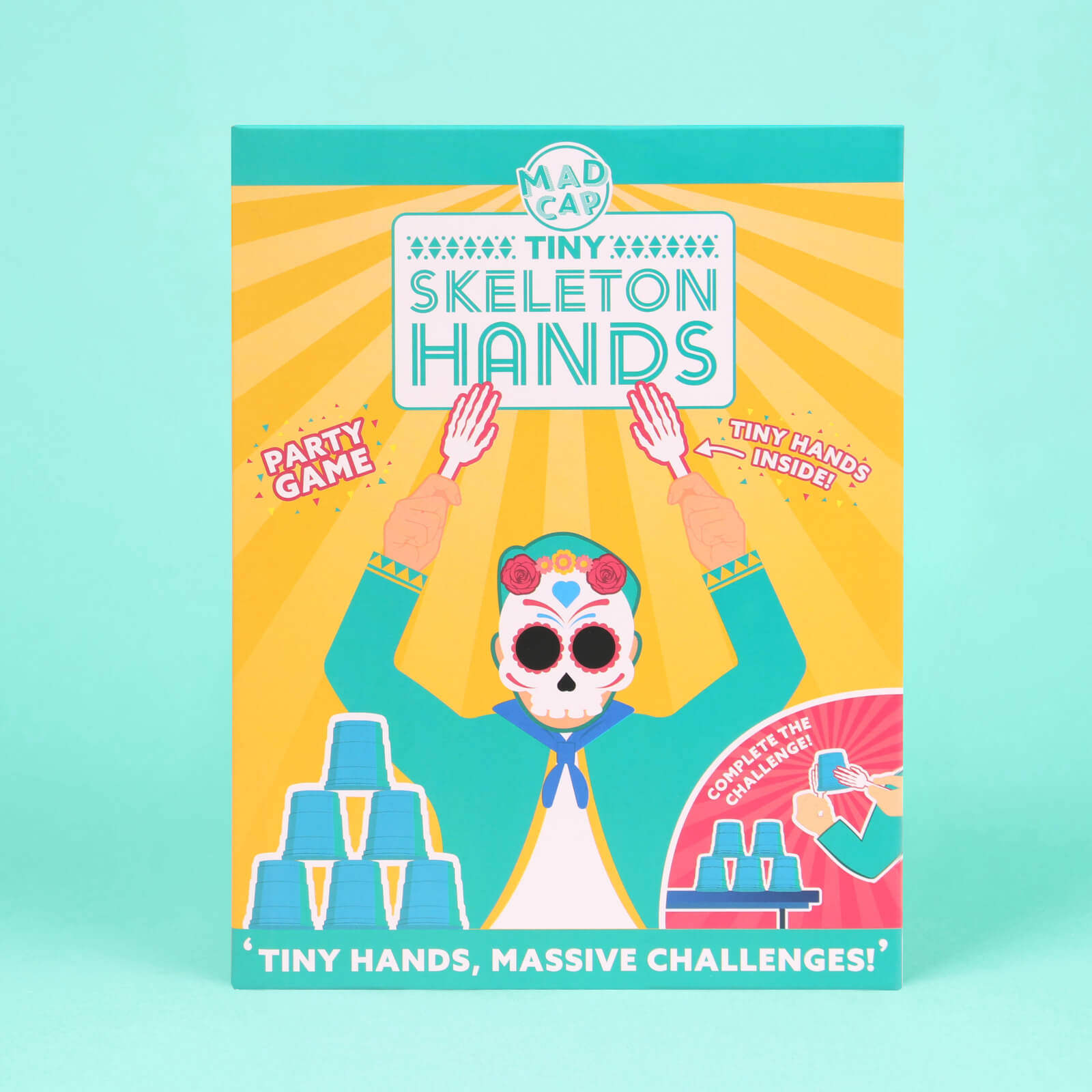 Image of Fizz Creations Tiny Skeleton Hands