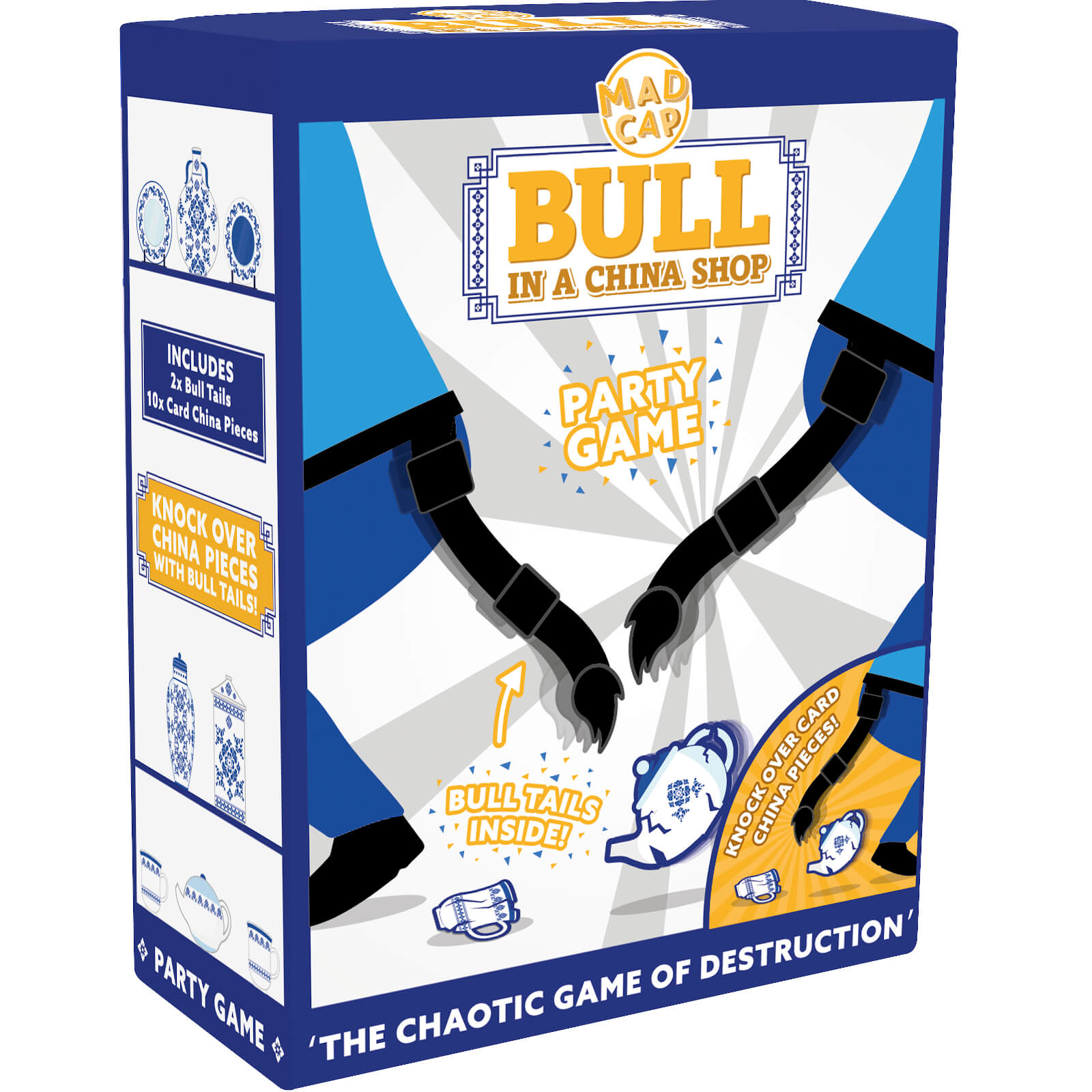 Image of Bull in a China Shop Game