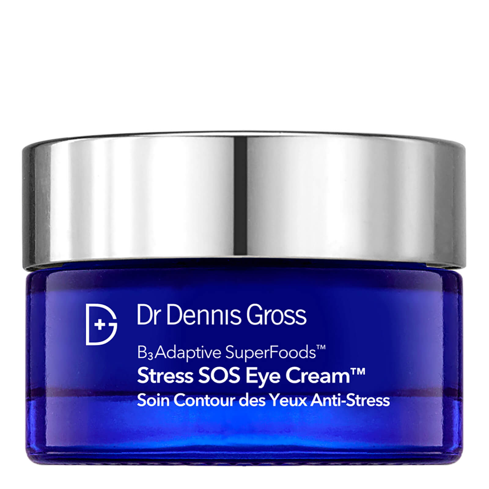 Купить Dr Dennis Gross Skincare B3Adaptive Superfoods Stress SOS Eye Cream 15ml