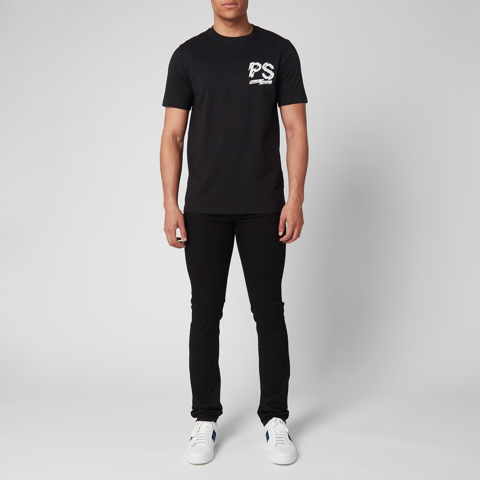 Tramarossa Men's Leonardo Slim 5 Pocket Jeans - 1 Moon - W36