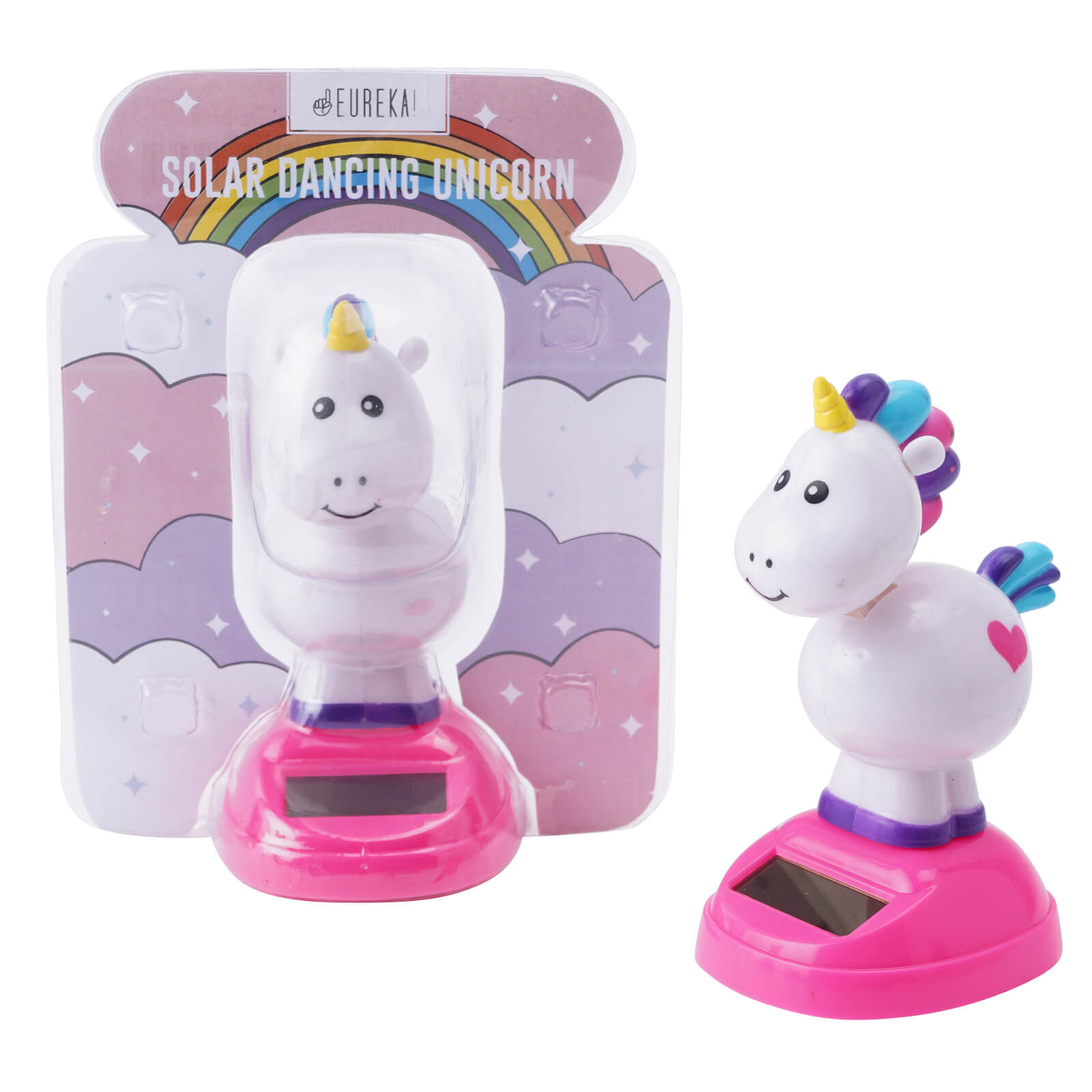 Image of Solar Dancing Desktop Unicorn