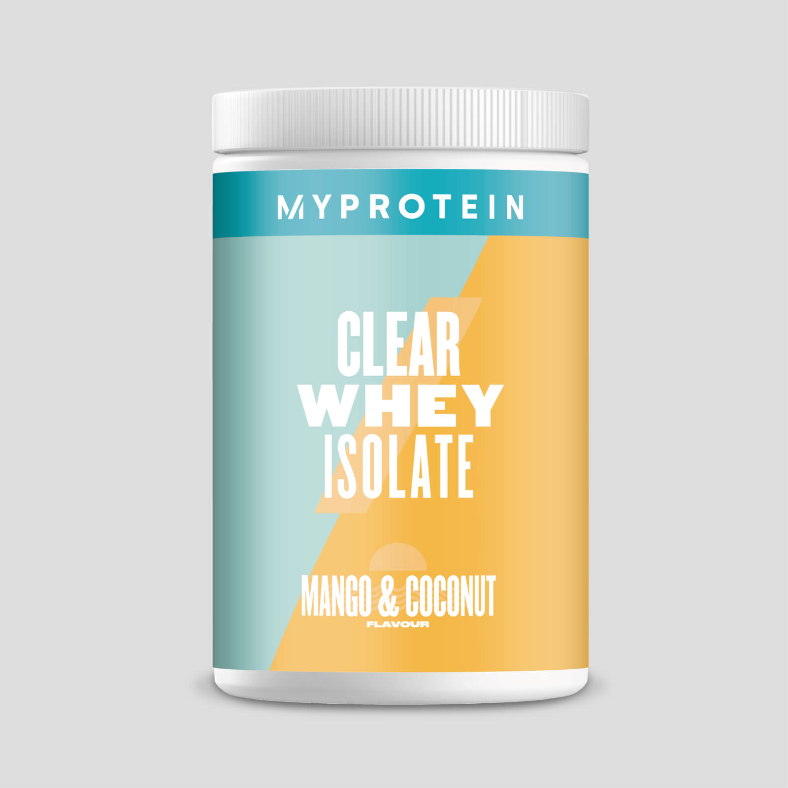 Clear Whey Isolate - 20servings - Mango & Coconut