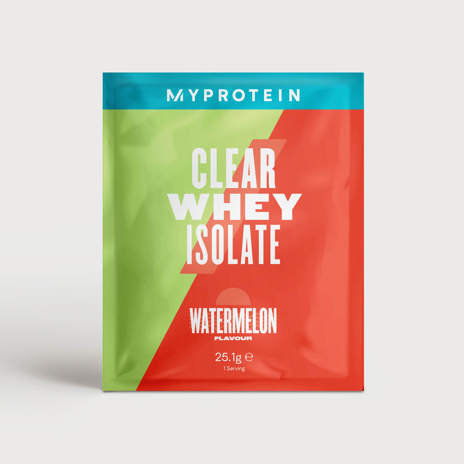 Купить Myprotein Clear Whey Isolate (Sample) - 25.1g - Арбуз, Myprotein International