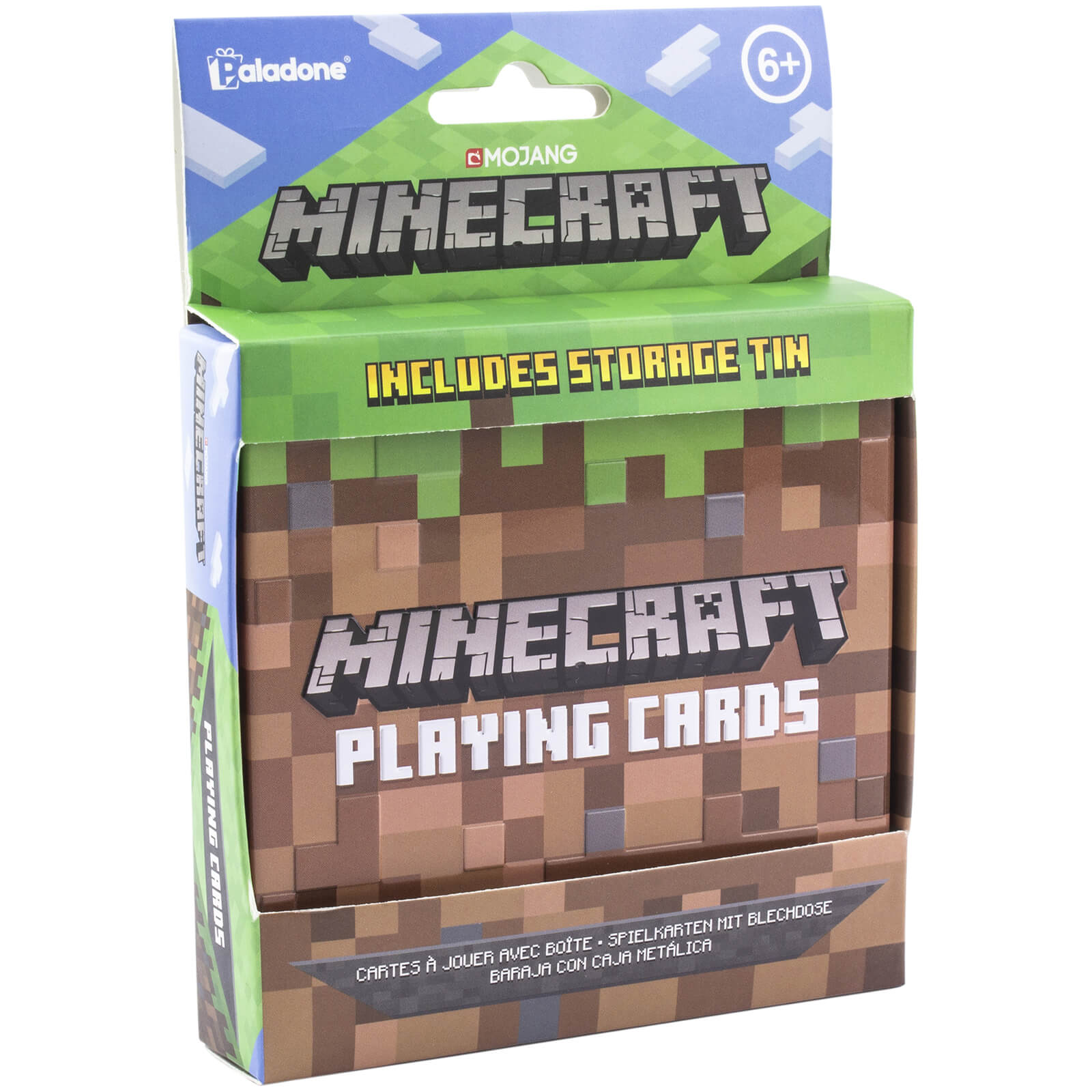 Image of Minecraft Playing Cards