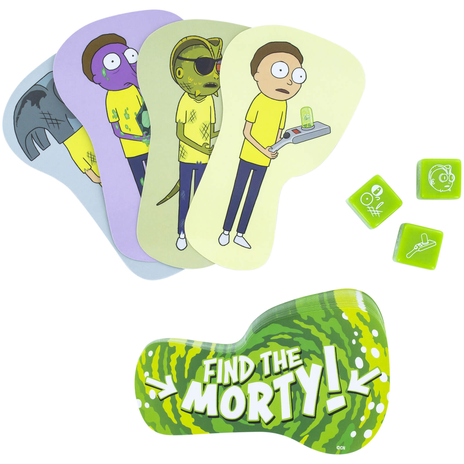 Image of Rick and Morty Find the Morty Game