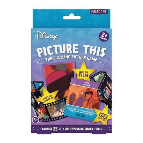 Image of Disney Picture This Game