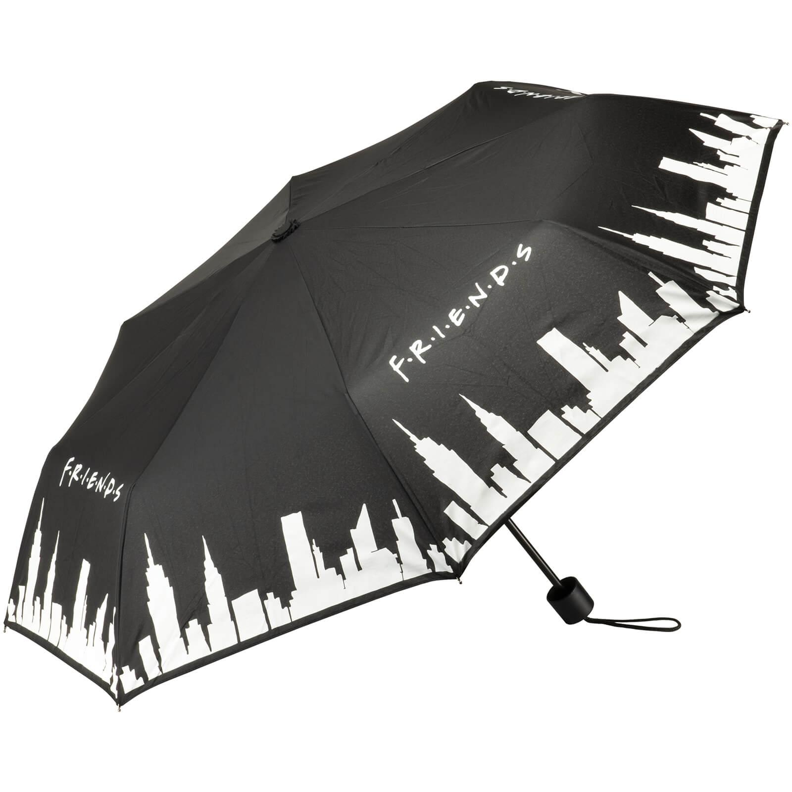 Friends Colour Change Umbrella