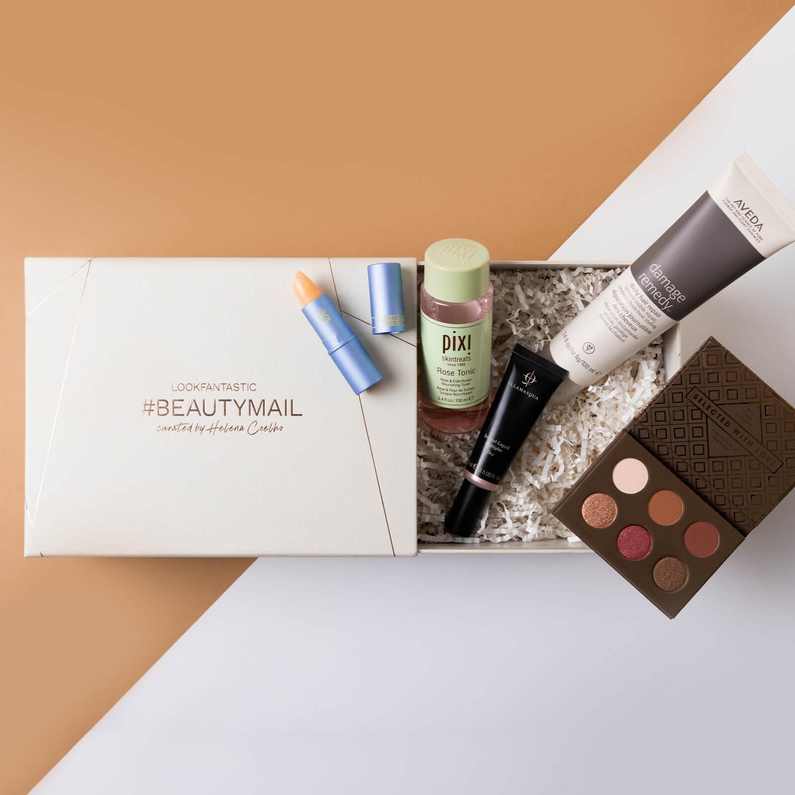 LOOKFANTASTIC #BEAUTYMAIL curated by Helena Coelho Beauty Box (Vale Oltre 130€)