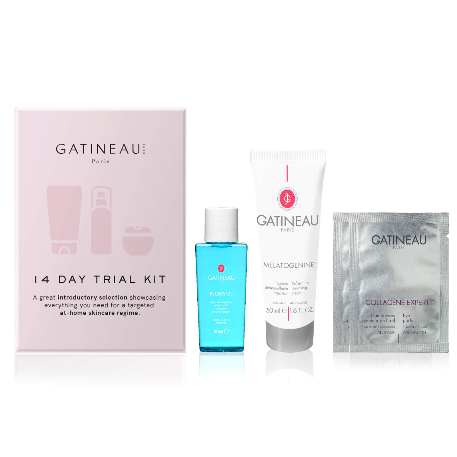 Gatineau Total Refresh and Cleanse 14 Day Trial Kit