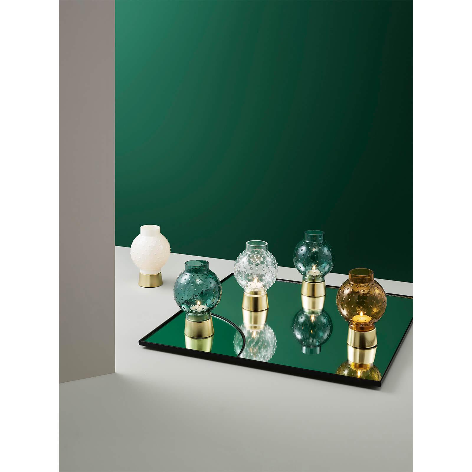 Tivoli by Normann Copenhagen Story Tealight Holder - Caramel