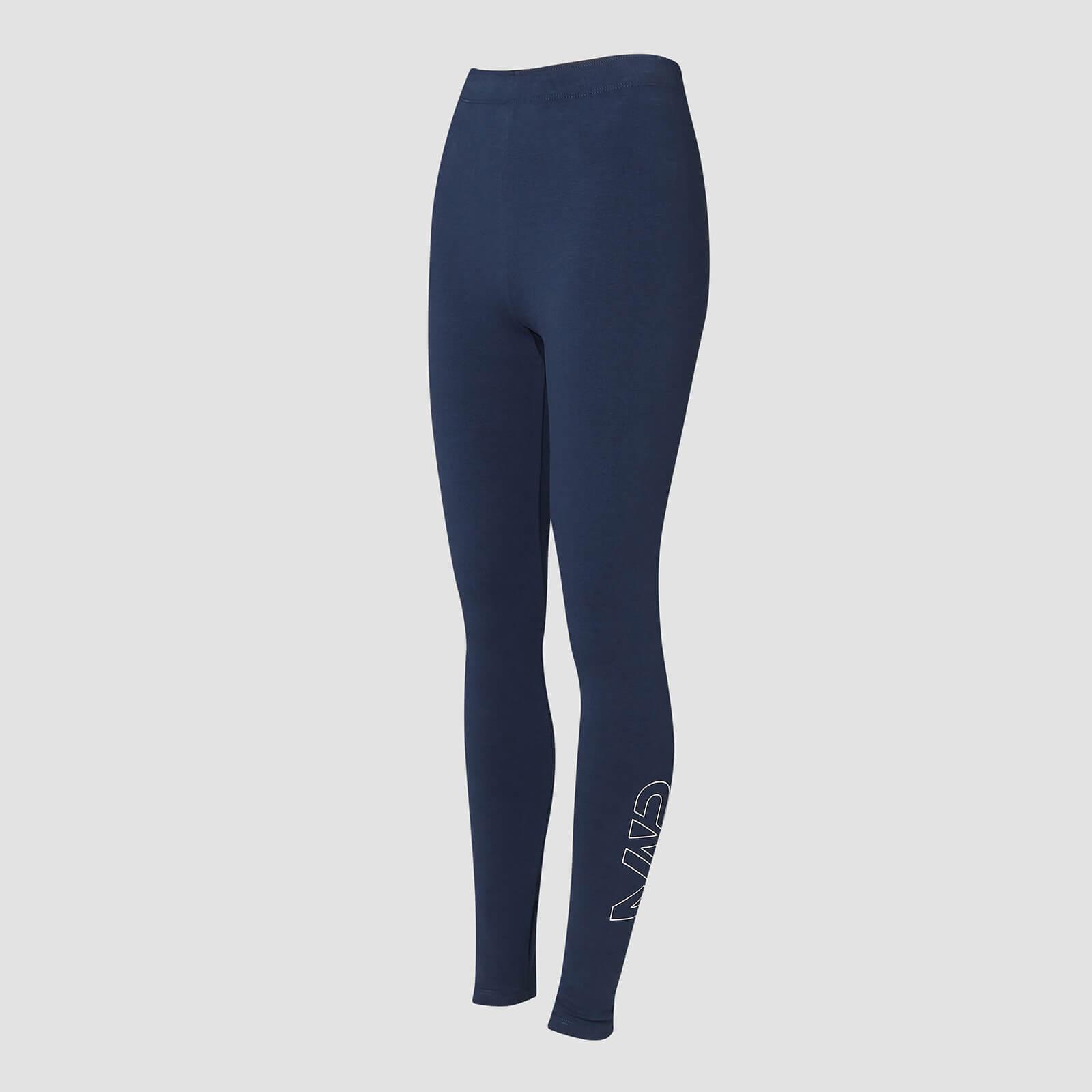 Legging MP Jersey - Bleu Foncé - XXS