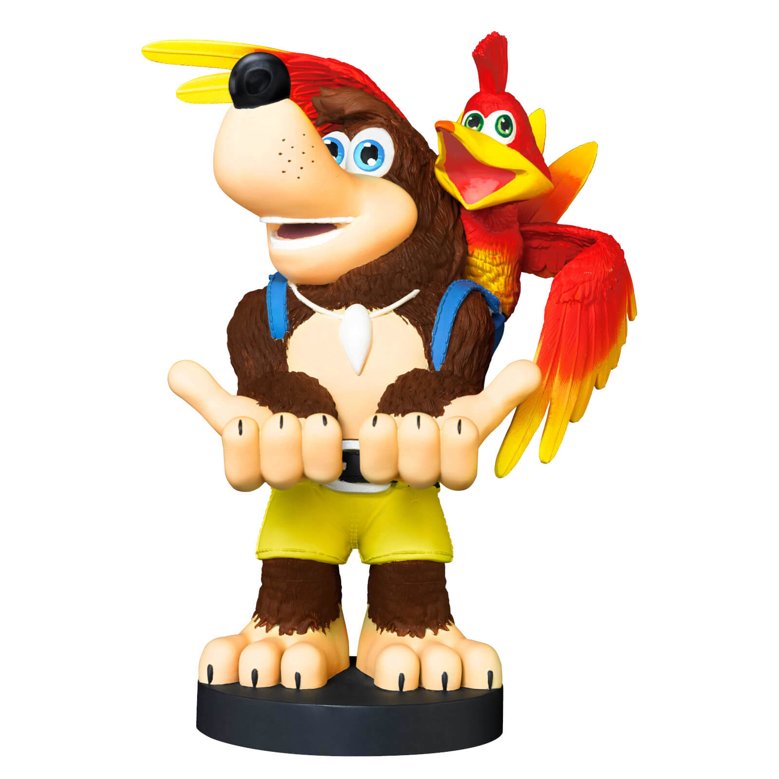Image of Banjo Kazooie 8 Inch Collectable Cable Guy Controller and Smartphone Stand