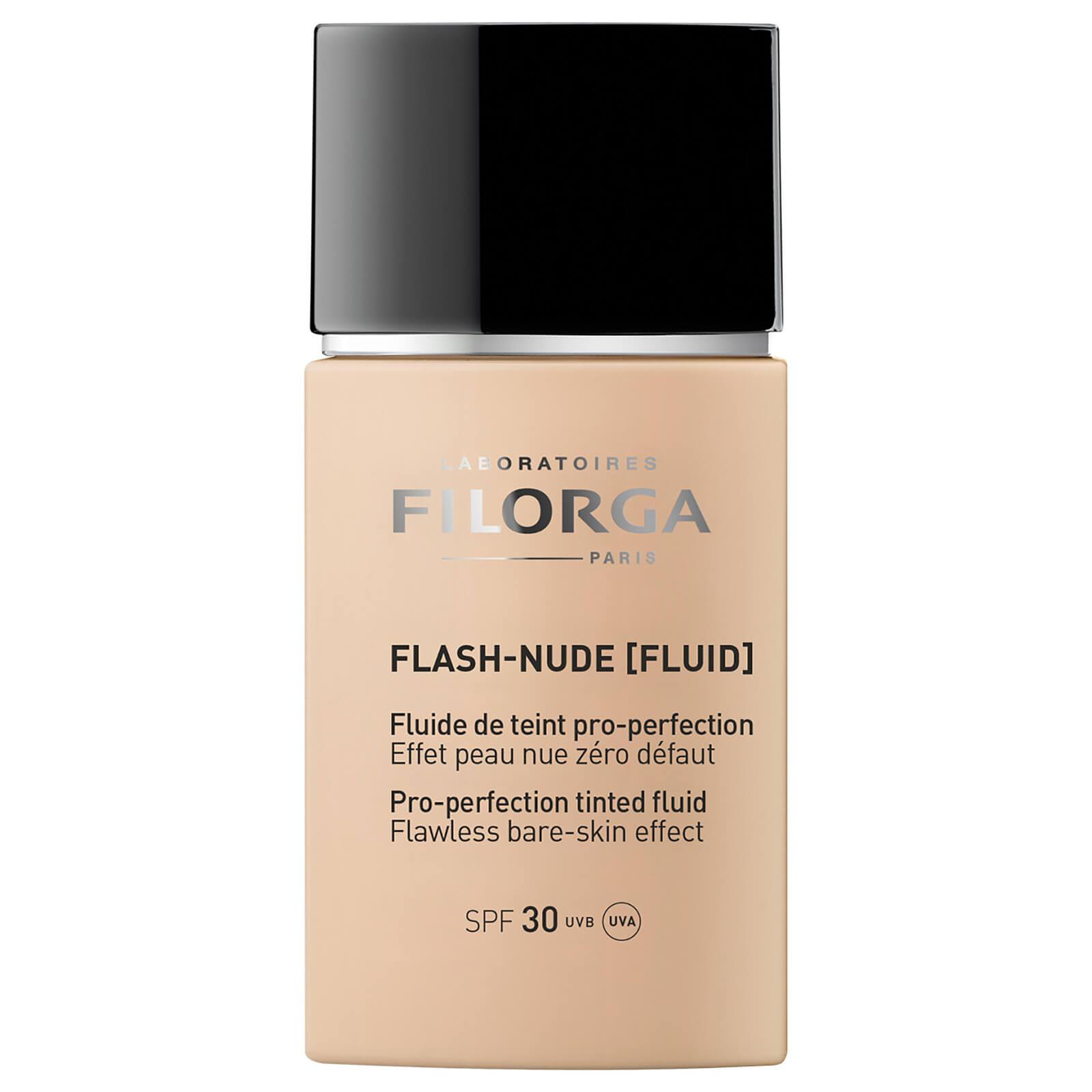 Купить Filorga Flash Nude Fluid Foundation 30ml (Various Shades) - 04 Nude Dark