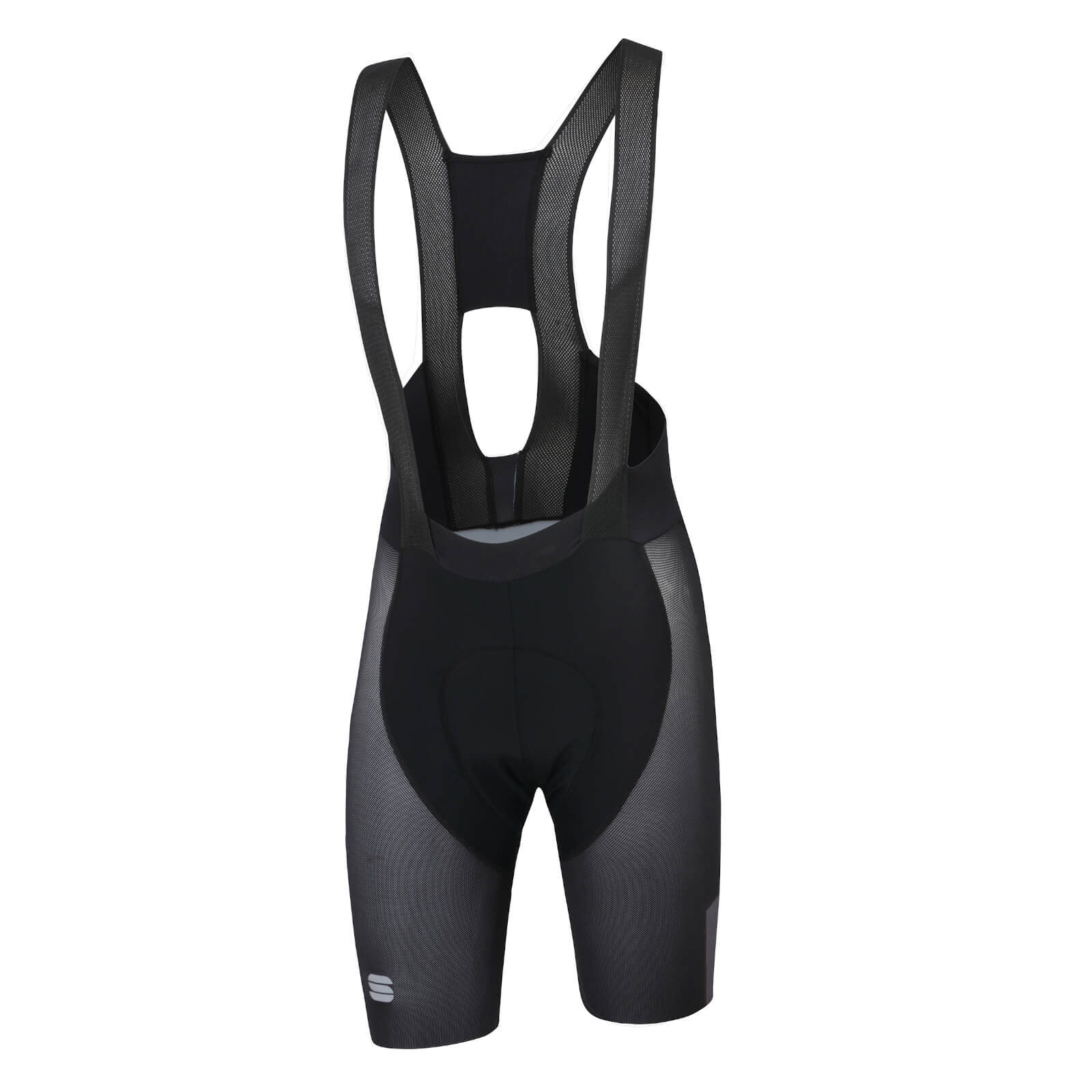 Sportful BodyFit Pro Air Bib Shorts - M - Black/Anthracite