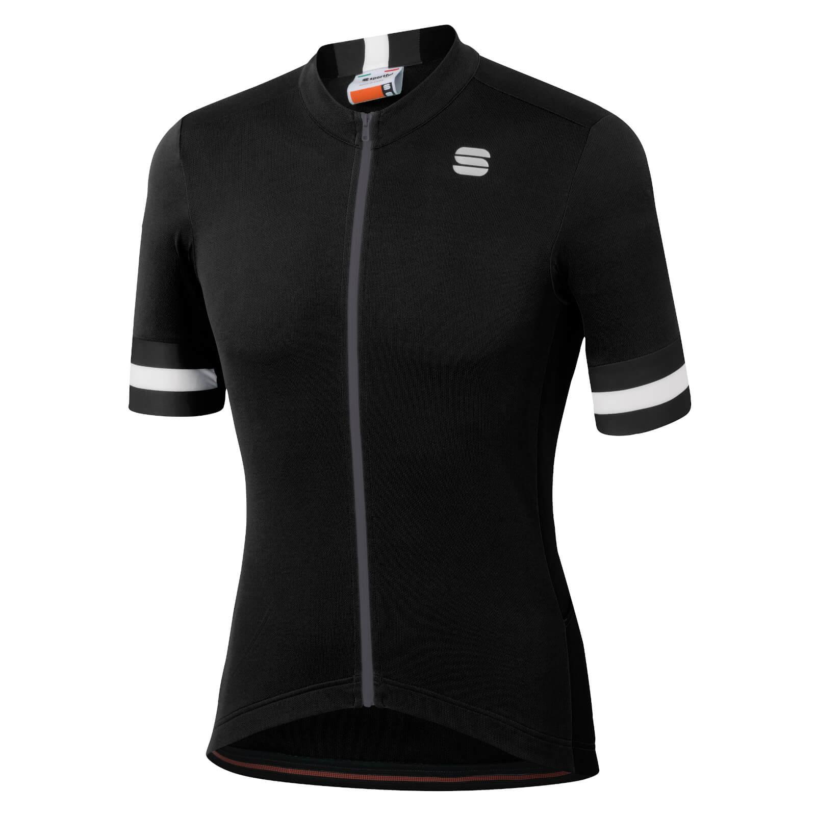 Sportful Kite Jersey - L - Black