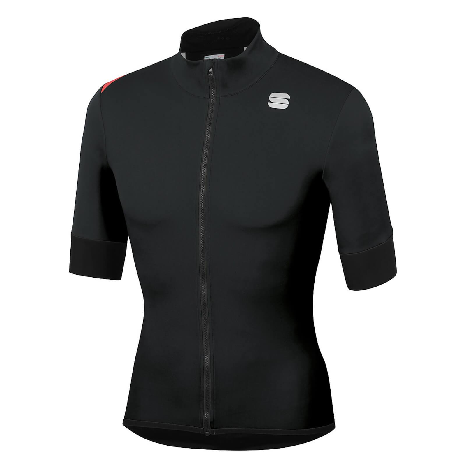 Sportful Women's Fiandre Light NoRain Short Sleeve Jacket - S - Sea Moss