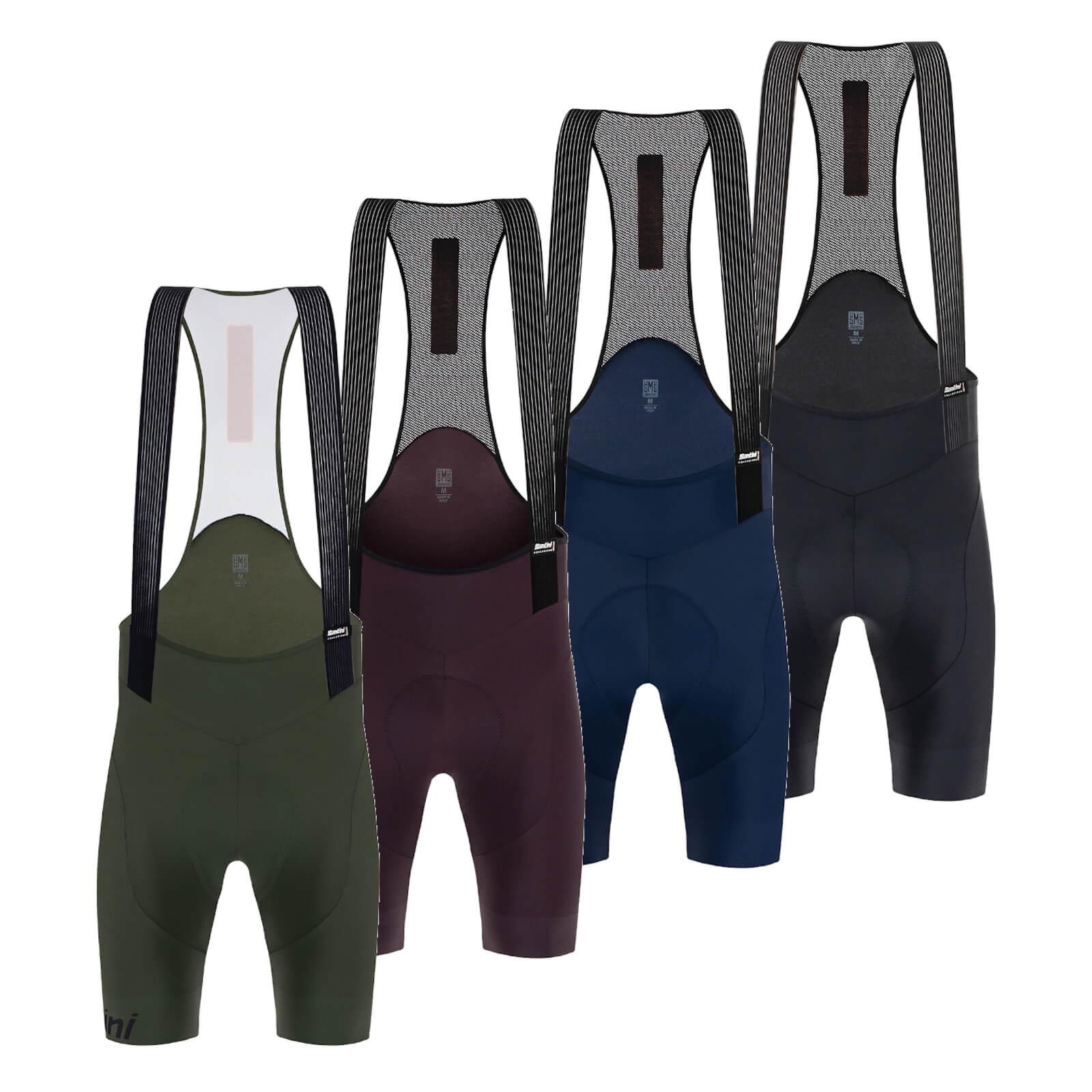 Santini Tono Puro Bib Shorts - XL - Black