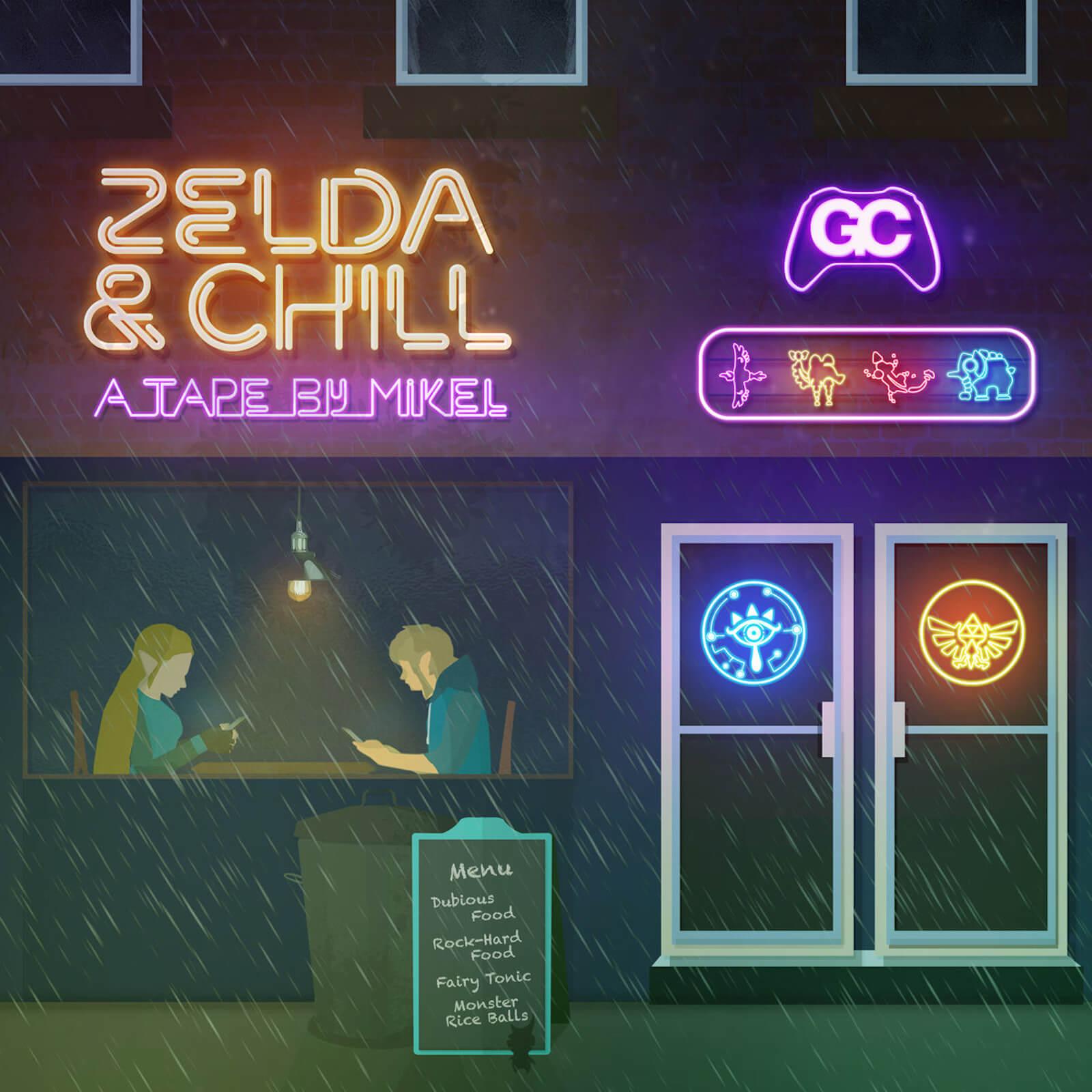 GameChops Zelda & Chill LP