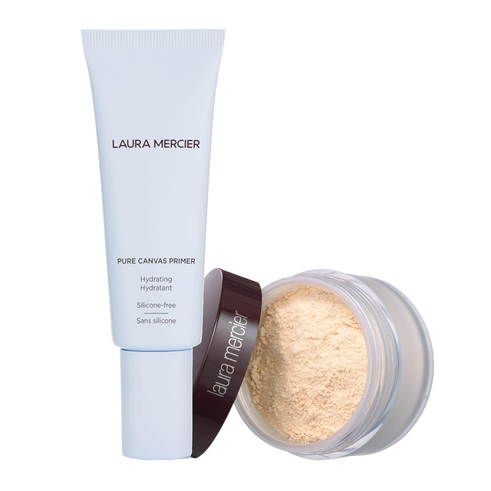 Laura Mercier Pure Canvas Primer Hydrating & Translucent Loose Setting Powder (Various Shades) - Translucent