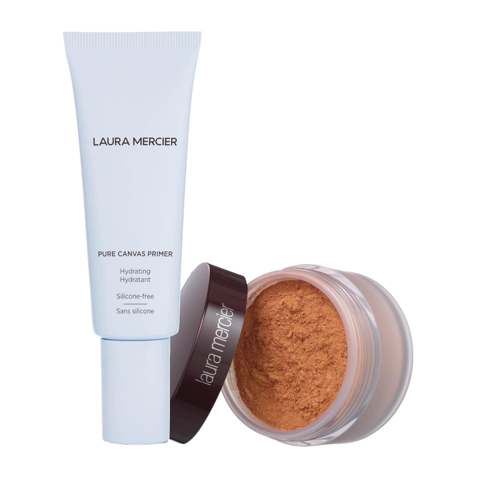 Laura Mercier Pure Canvas Primer Hydrating & Translucent Loose Setting Powder (Various Shades) - Medium Deep