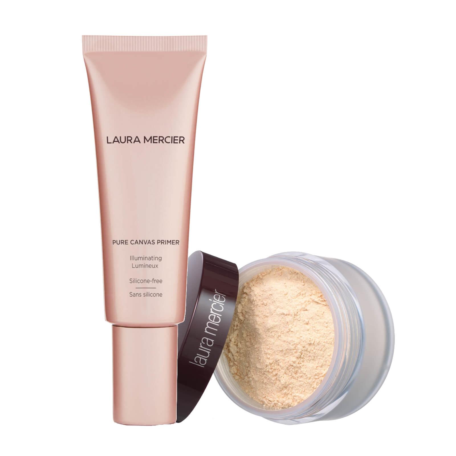 Laura Mercier Pure Canvas Primer Illuminating and Translucent Powder (Various Shades) - Translucent
