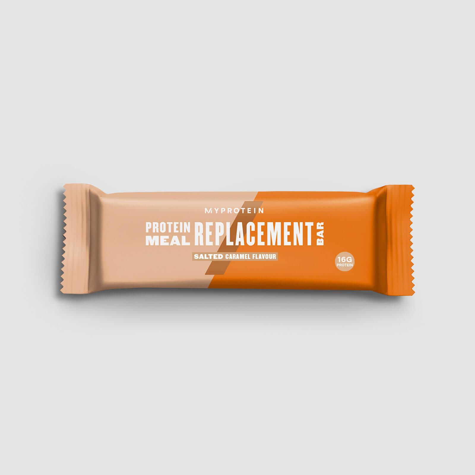 Myprotein Meal Replacement Bar (Sample) - 60g - Nouveau - Caramel salé