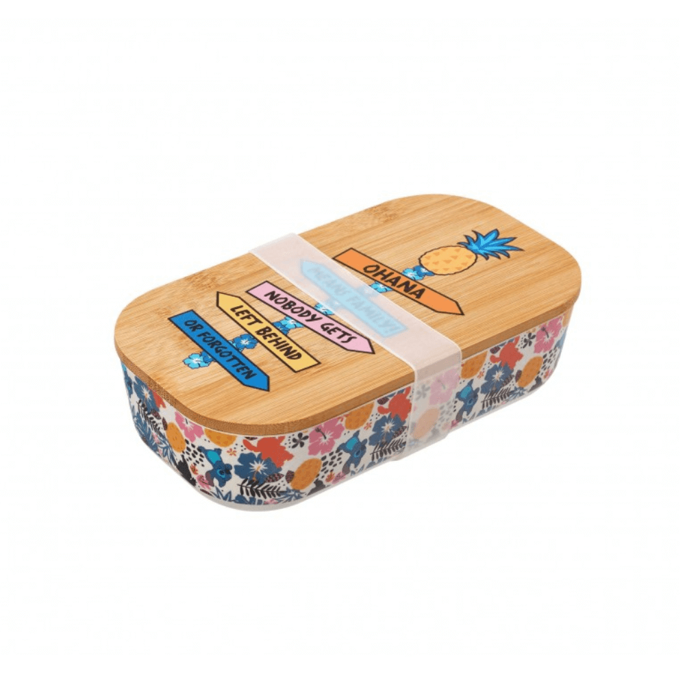 Image of Disney Lilo & Stitch Ohana Lunch Box